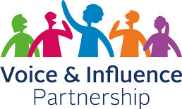 Voice and Influence Partnership logo